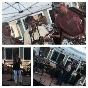 Aspen wedding party event live music band bluegrass